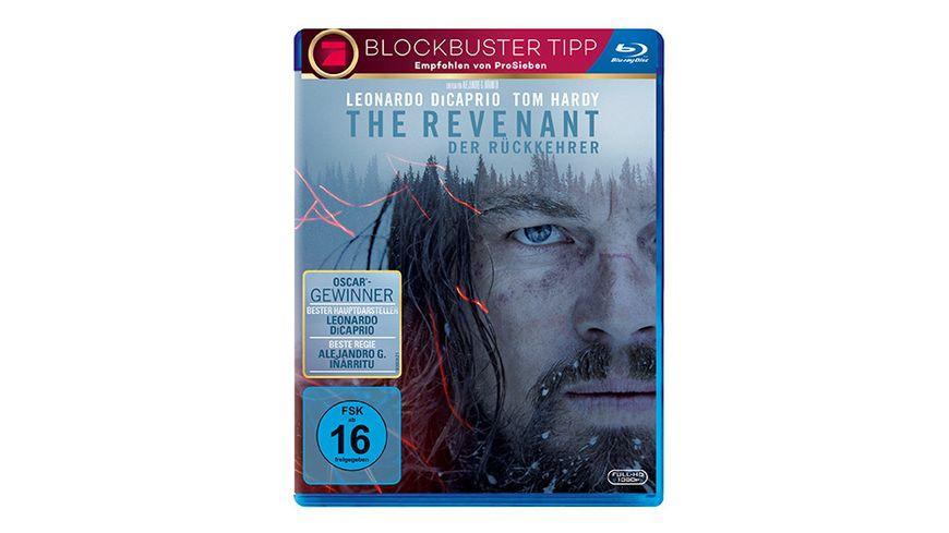 The Revenant Der Rueckkehrer