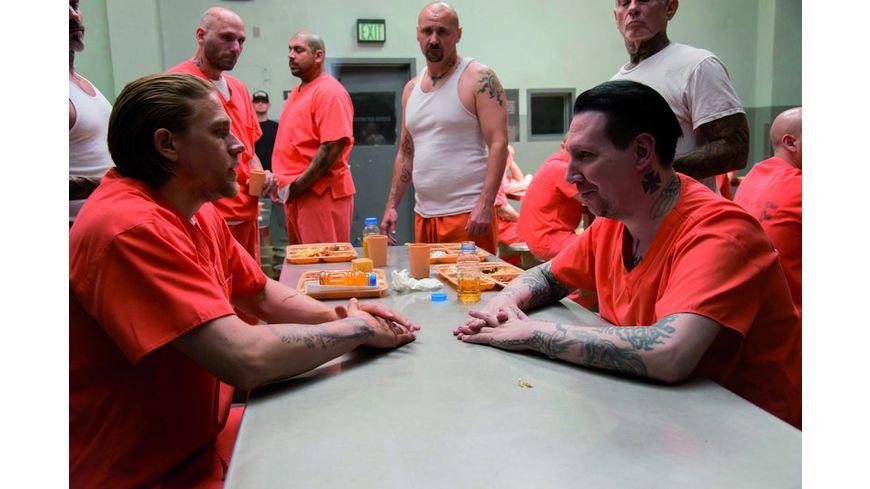Sons of Anarchy Season 7 4 BRs