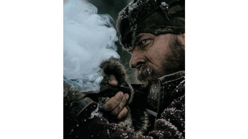 The Revenant Der Rueckkehrer 4K Ultra HD Blu ray