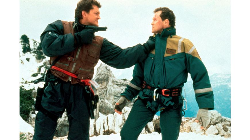 Cliffhanger Uncut 20th Anniversary Edition