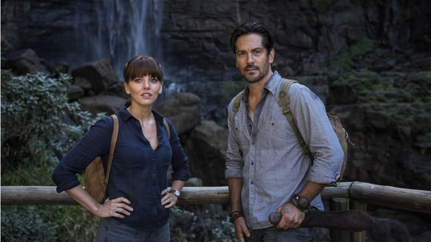 Hooten The Lady Staffel 1 3 DVDs