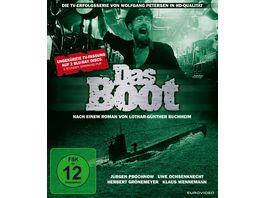 Das Boot TV Fassung Ungekuerzte Fassung 2 BRs