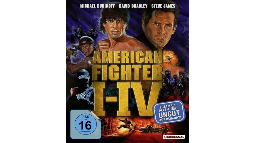 American Fighter 1 4
