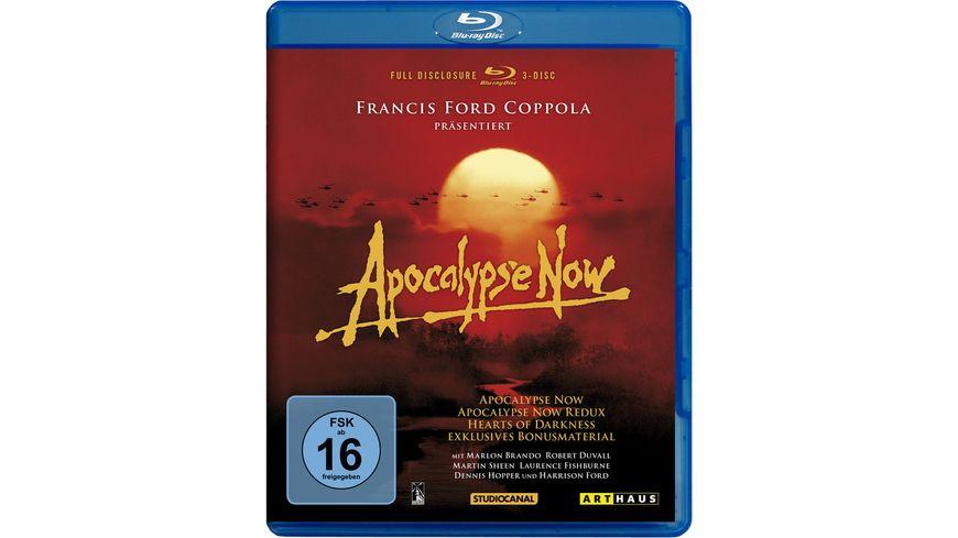 Apocalypse Now Full Disclosure