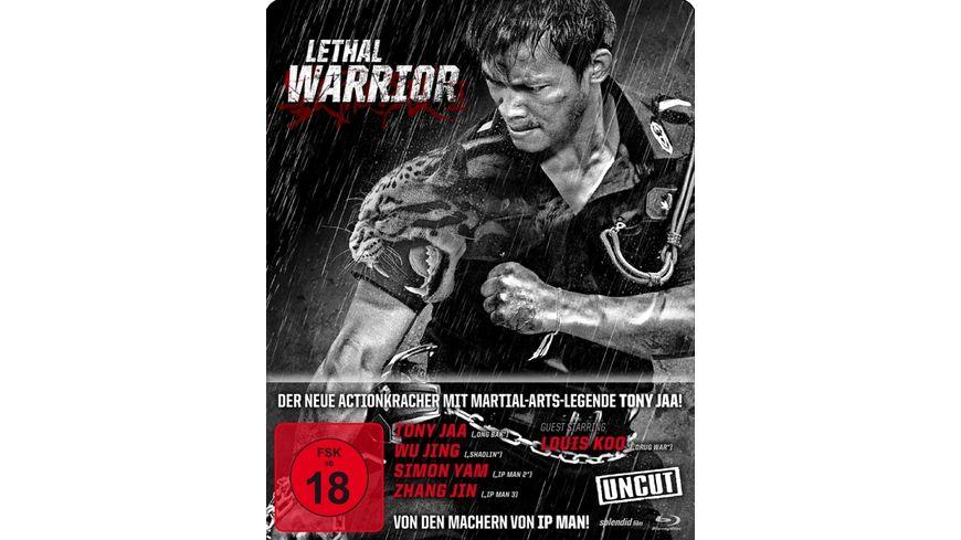 Lethal Warrior Uncut Steelbook LE