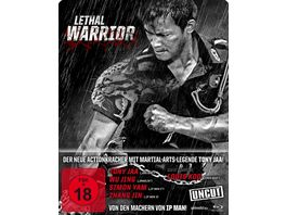 Lethal Warrior Uncut Steelbook LE