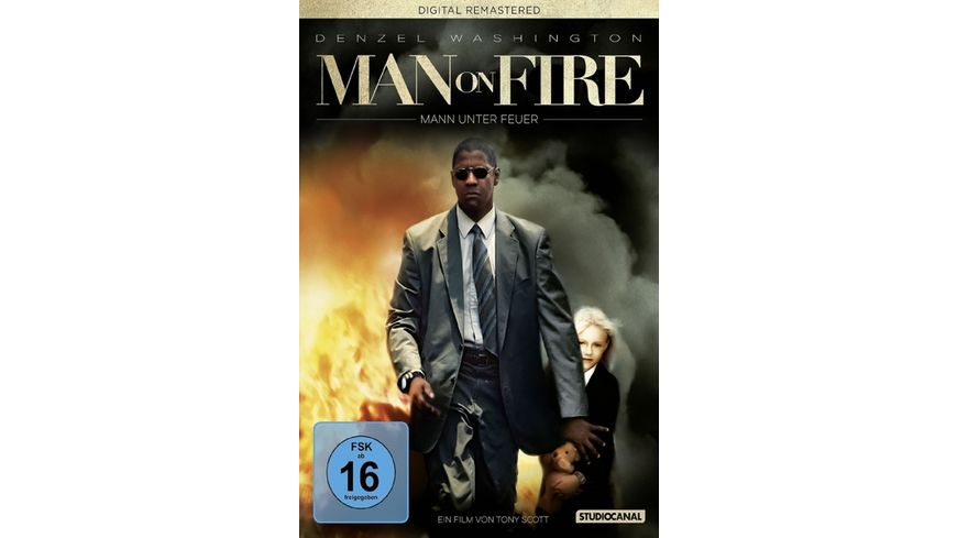 Man on Fire Mann unter Feuer Digital Remastered