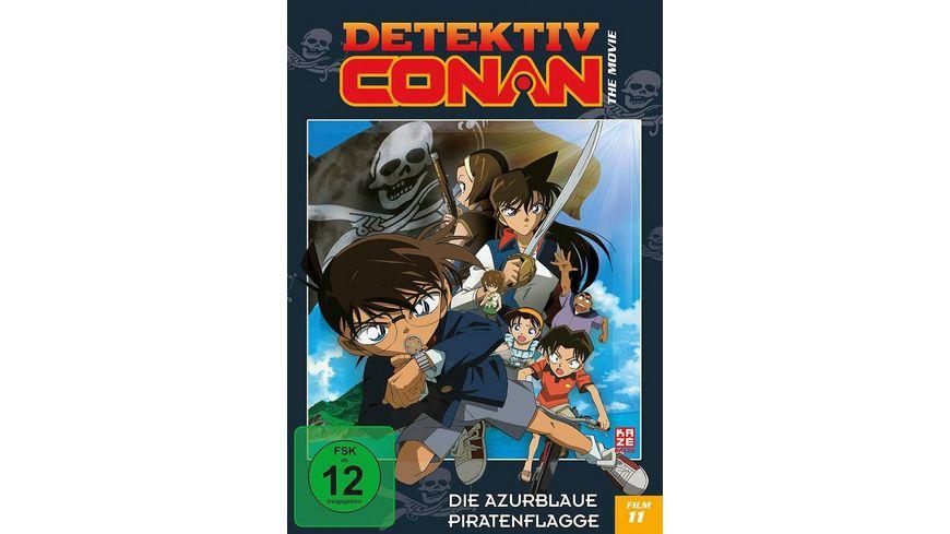 Detektiv Conan 11 Film Die azurblaue Piratenflagge