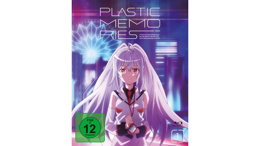Plastic Memories Vol 1 Ep 1 6 Limited Edition mit Soundtrack