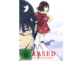 Erased Vol 1 Eps 01 06 2 DVDs