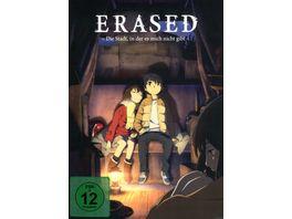 Erased Vol 2 Eps 07 12 2 DVDs