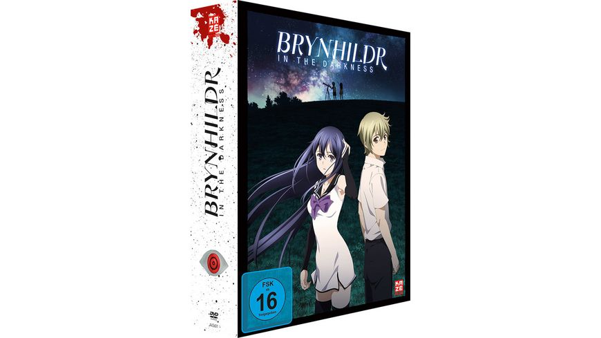Brynhildr in the Darkness Vol 1 Sammelschuber LE