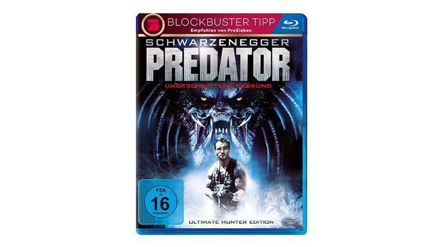 Predator 1 Ultimate Hunter Edition Ungeschnittene Fassung