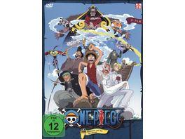 One Piece 2 Film Abenteuer auf der Spiralinsel LE