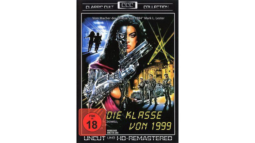 Die Klasse von 1999 Classic Cult Collection Uncut HD Remastered