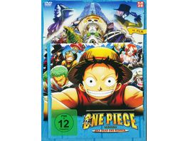 One Piece 4 Film Das Dead End Rennen LE