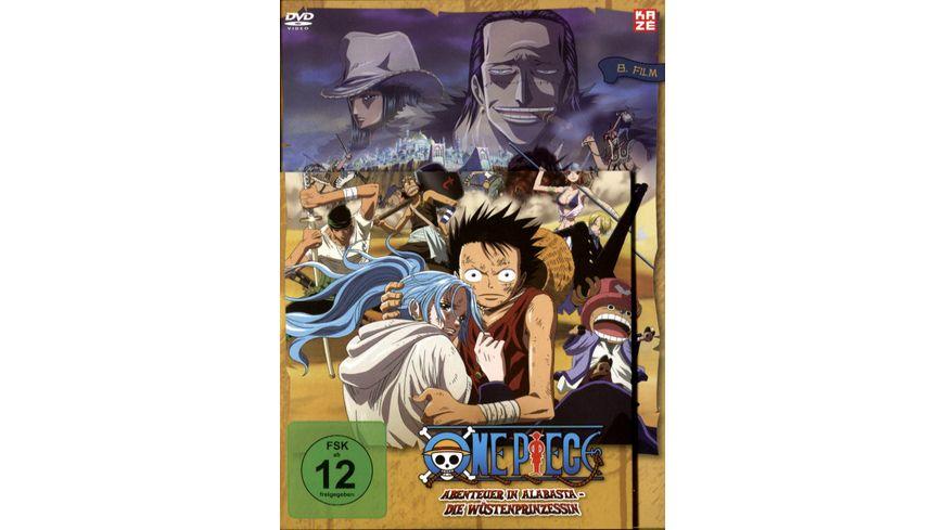 One Piece 8 Film Abenteuer in Alabasta Die Wuestenprinzessin LE