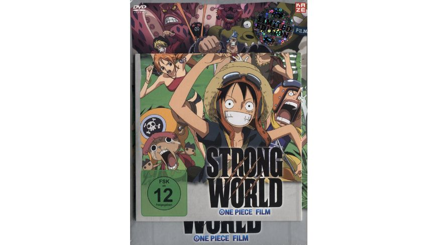 One Piece 10 Film Strong World