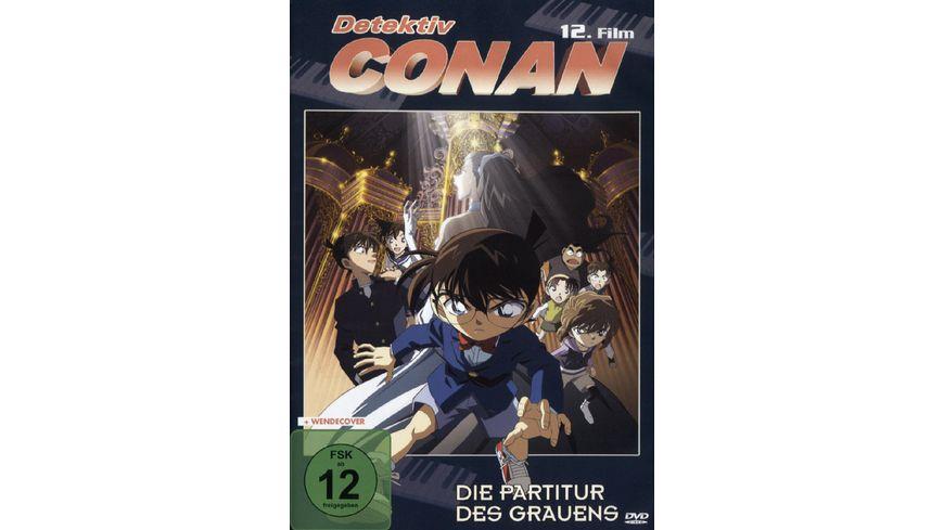 Detektiv Conan 12 Film Die Partitur des Grauens