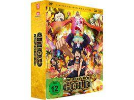 One Piece 12 Film Gold Blu ray 3D Blu ray LCE