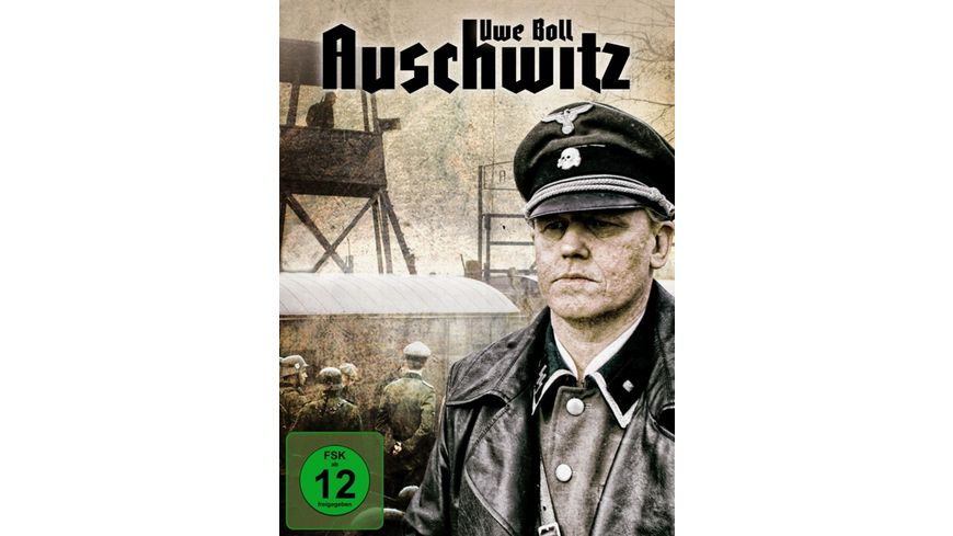 Auschwitz Mediabook DVD LE