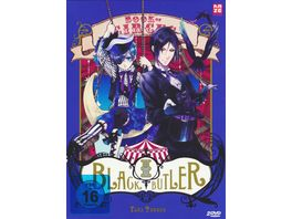 Black Butler Staffel 3 Vol 1 2 DVDs