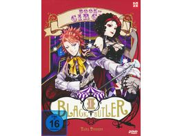 Black Butler Staffel 3 Vol 2 2 DVDs