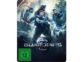 Guardians Steelbook
