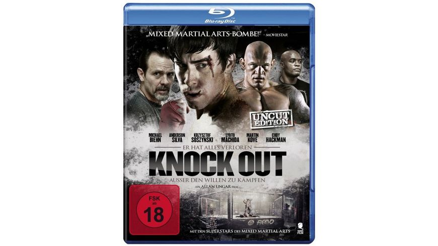 Knock Out Uncut Edition