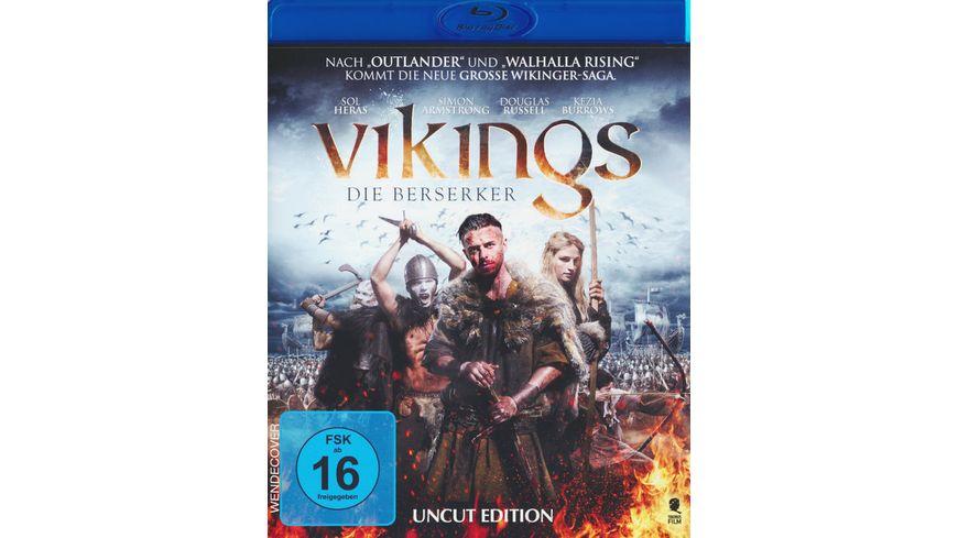 Vikings Die Berserker Uncut