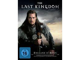 The Last Kingdom Staffel 1 4 DVDs