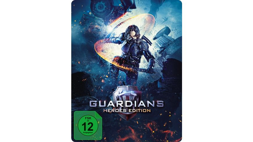 Guardians Heroes Edition