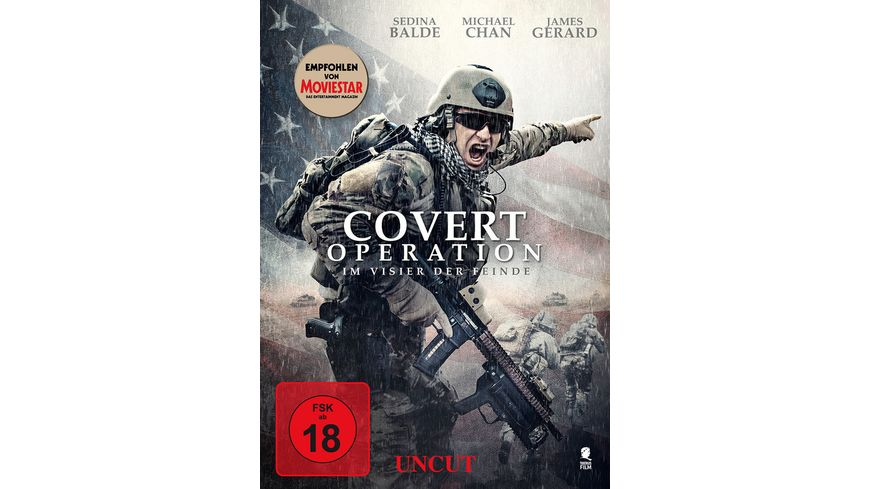 Covert Operation Im Visier der Feinde Uncut
