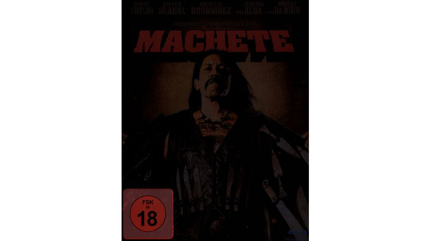 Machete Steelbook