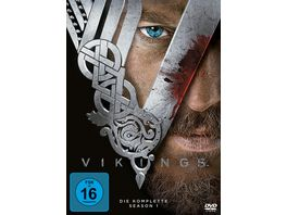 Vikings Season 1 3 DVDs