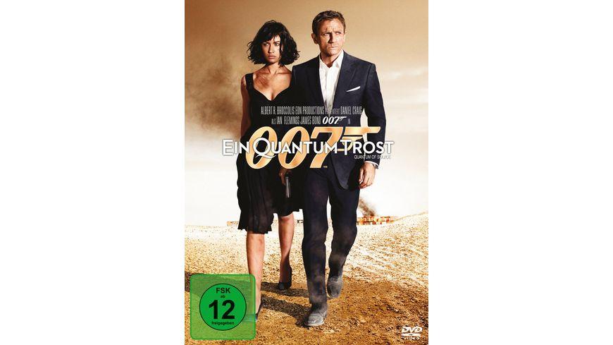 James Bond Ein Quantum Trost