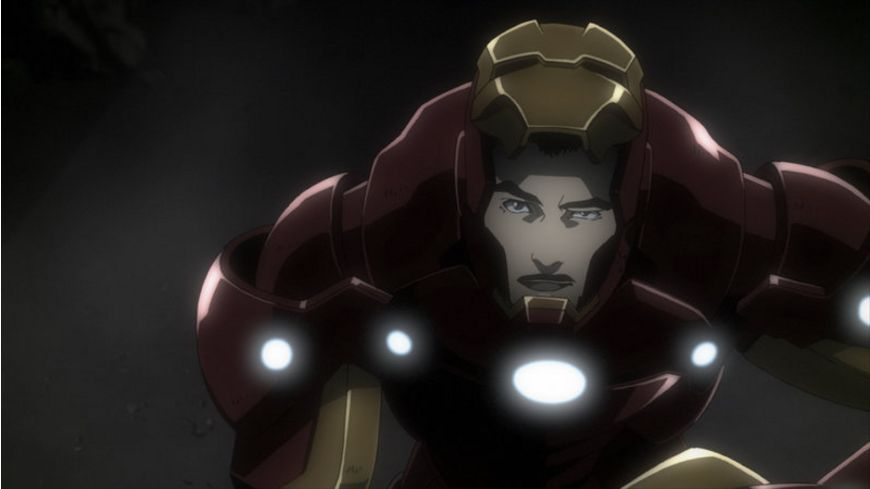 Iron Man Rise of Technovore