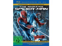The Amazing Spider Man Mastered in 4K
