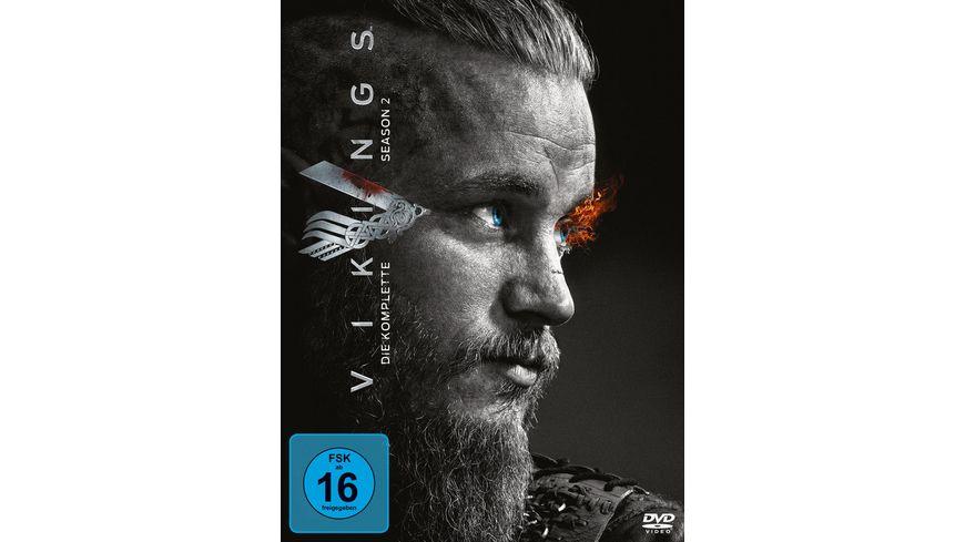 Vikings Season 2 3 DVDs