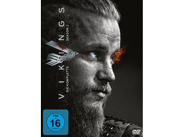 Vikings Season 2 3 DVDs