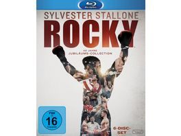 Rocky Complete Saga 6 BRs