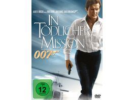 James Bond In toedlicher Mission