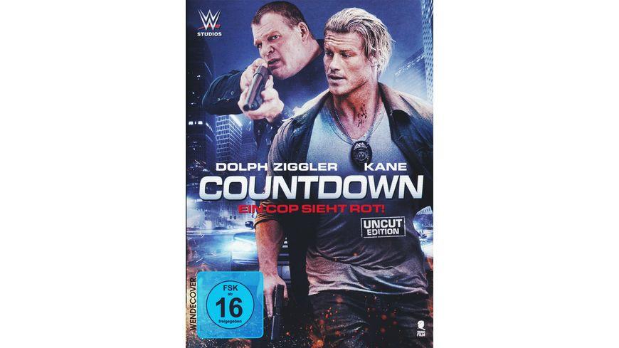 Countdown Ein Cop sieht rot Uncut