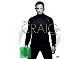 Daniel Craig Collection 4 DVDs