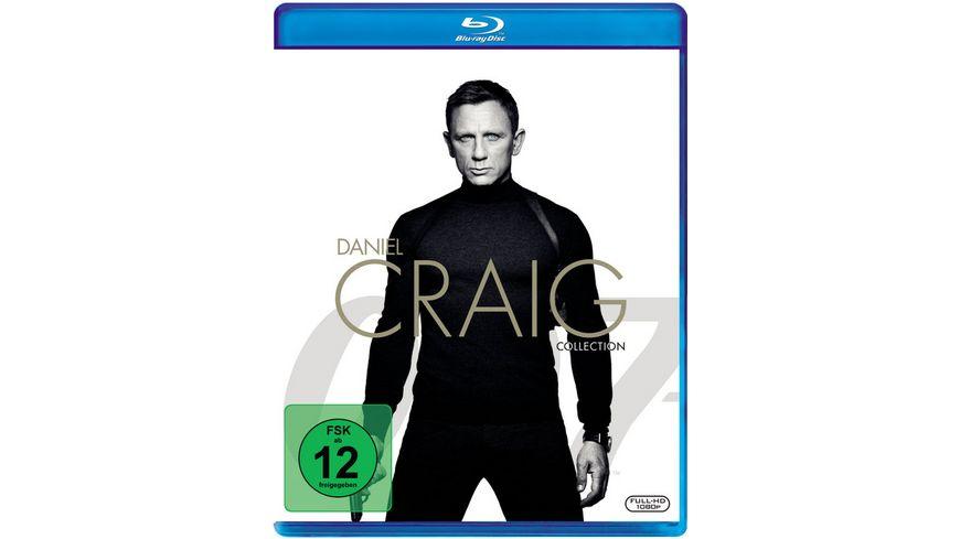 Daniel Craig Collection 4 BRs