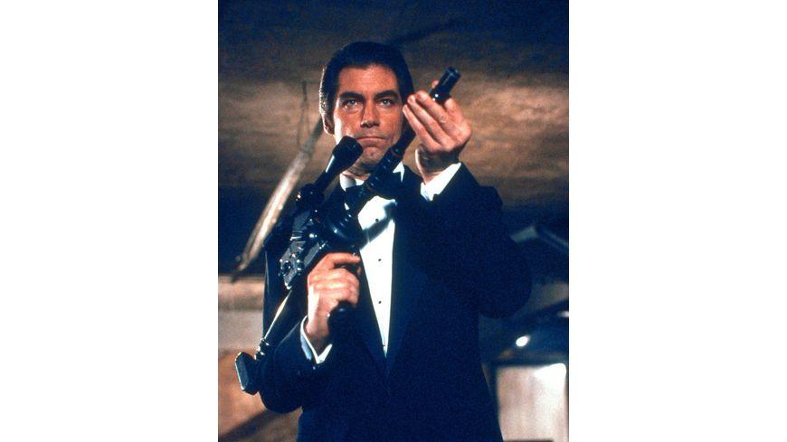 James Bond Lizenz zum Toeten