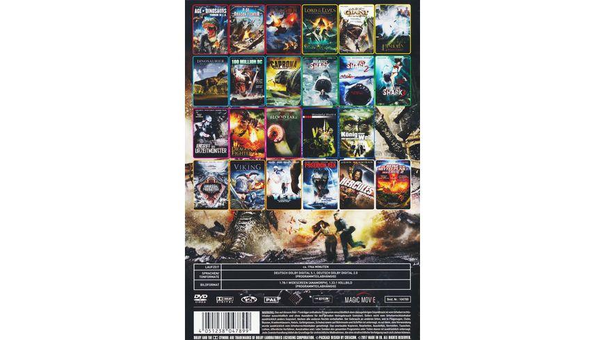 Fantastische Urzeit Welten Box 8 DVDs