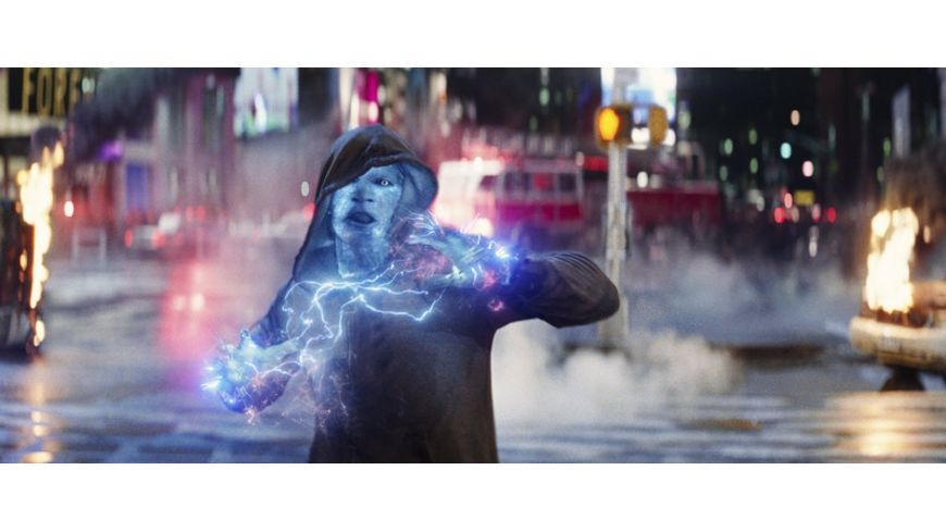 The Amazing Spider Man 2 Rise of Electro