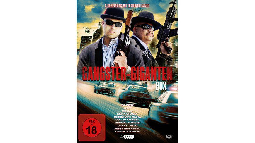 Gangster Giganten Box 4 DVDs