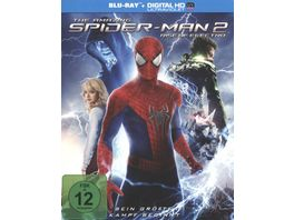 The Amazing Spider Man 2 Rise of Electro Mastered in 4K
